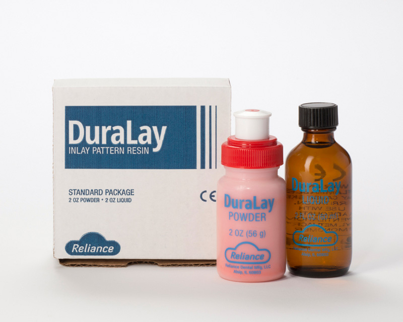 DURALAY TEMPORARY CROWN & BRIDGE STANDARD PACKAGE
