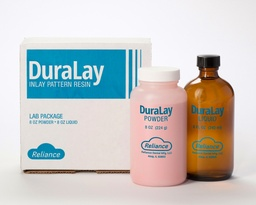 DURALAY TEMPORARY CROWN & BRIDGE LAB PACKAGE